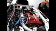 Зверски Турбиниран Swift GTi - 364whp !