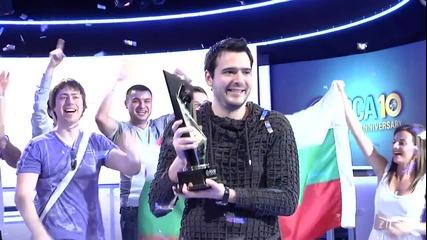 Димитър Данчев прослави страната ни за пореден път!!!