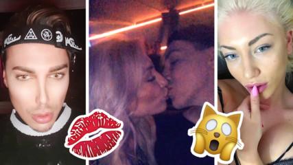 Секси мацка от ''София - Ден и нощ'' в сладка целувка с Кулагин! Какво се случва?