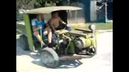 Ludoto Izobretenie na Kobrata - traktorche