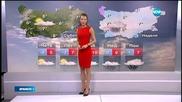 Прогноза за времето (19.02.2015 - обедна)