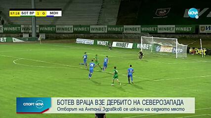 Спортни новини (25.09.2020 - късна емисия)