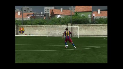 Lionel Andres Messi - Goals and Skills
