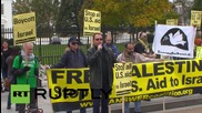 USA: Activists fume as Netanyahu visits White House