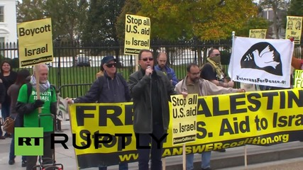 USA: Activists fume as Netanyahu visits White House