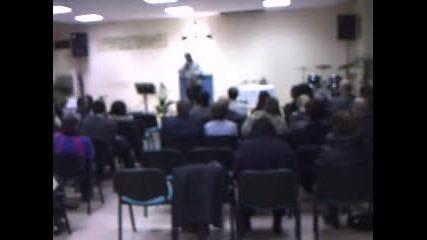 До къде си готов да отидеш с Исус Христос - Пастор Фахри Тахиров