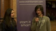 SIStory | Милен Врабевски: Интервю с публиката