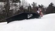 Яки ски гафове - Да се изтреляш като торпедо на пистата!