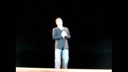 George Michael Live In Sofia 28.05.2007.