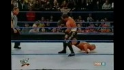 WWF Стив Остин Срещу Крис Беноа - SMACKDOWN (С Превод (2)