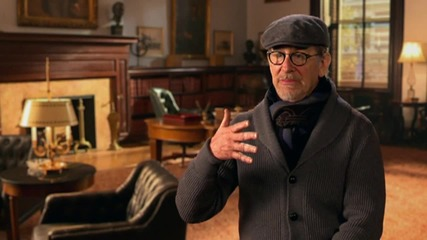 Steven Spielberg Gets Personal About 'Bridge of Spies'
