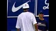 Pete Sampras vs Goran Ivanisevic Indianapolis 1996 Final