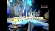 Я к а! 720р* Dess - Love is Alive ` Live @ Semi Final Eurovision 2012 * H D *
