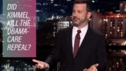 Jimmy Kimmel may have just killed it for Trump