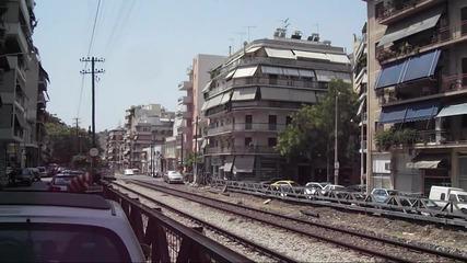 Бърз влак Атина - Солун