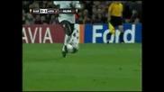 Четири Гола на Меси при победата с 4:1 Над Арсенал 06.04.2010