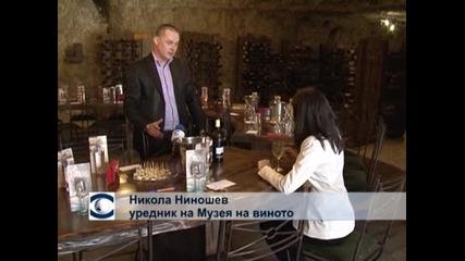 Единственият пещерен музей на виното се намира в Кайлъка край Плевен