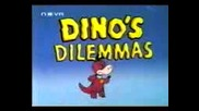 Flintstone Kids - Frankenstone; Dinos Dilemmas ;freezy Does it(bg audio) - 2 ep
