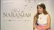 Интервю с Blanca Suarez