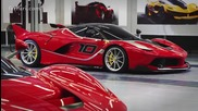 Ferrari Fxx K - Ултимативния Ферари Хиперкар