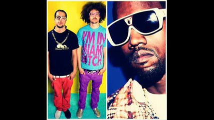 New 09! Kanye West Feat. Lmfao - Paranoid (party Rock Remix)