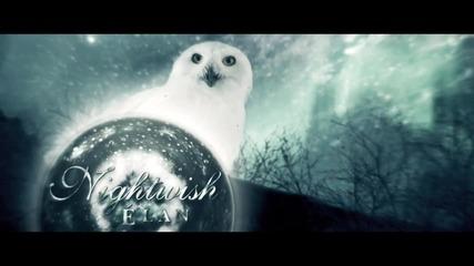 Nightwish - Élan ( Official Music Video ) New 2015 + Превод