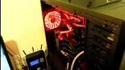Intel Core i7 980x 3 Sli Gtx 580 All Water Cooled Extreme Gaming Pc Corsair 800d