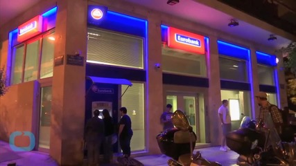 Greeks Can Only Get $67 From ATMs; Banks Shut for Week