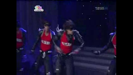 Bi Rain - Hip Song (inkigayo 23.05.2010)