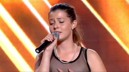 Нели Гергова - X Factor кастинг (10.09.2015)