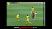 10.05 Барселона - Виляреал 3:3 Йоренте гол