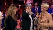 Ivana, Dara, Indira, Mina i Jelena - Splet pesama - (live) - Np 13_14 - 31.03.2014. Em 26.