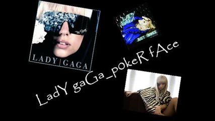 Lady Gaga _ p0ker Face..