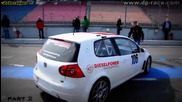 Vw Golf mk5 Tdi Ttc Racing на Хокенхайм