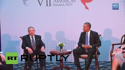 Panama: 'Willing to discuss every issue between US and Cuba' - Castro