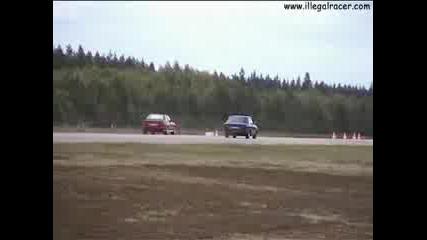 Volvo 140 Vs Bmw M3 - E30