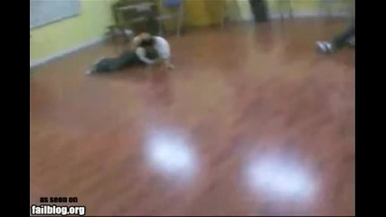 Youtube - Break Dance Fail