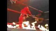Wwe - Kane Vs. Undertaker (inferno Match) .