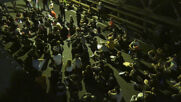USA: BLM protesters block Brooklyn Bridge, demanding justice for Breonna Taylor