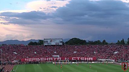 Сектор Г-това Си Ти Монтана vs Цска София 24.05.2016 Финал купа на България