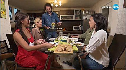 Кристиян Милатинов посреща гости - Черешката на тортата (17.07.2018) - част 2