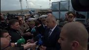 Борисов: Армията и граничарите могат да пазят сами границата