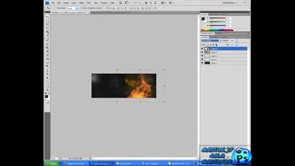 Как да си направите проста сигнатура с Photoshop [hd]