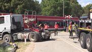 Poland: Emergency operation underway after Berlin-bound train derails in Kolbaskowo