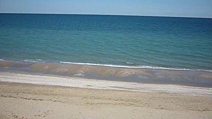 Плажът на с. Езерец