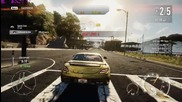 Need For Speed Rivals- Mercedes Benz Sls Amg Black Edition Maxed