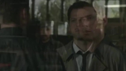 Cas, get out of my ass! [ Supernatural 6x19 scene ]