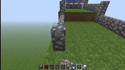 Minecraft - Как се прави градина на етажи !