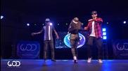 Много яко танцово трио - World of Dance Los Angeles 2015