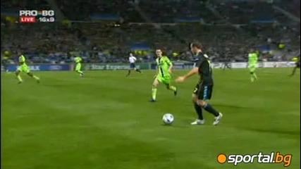 8.12.2010 Олимпик Марсилия - Челси 1 : 0 Мач от групите на Шампионска Лига